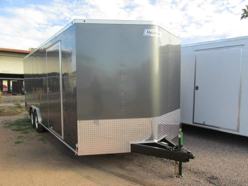 2019 Haulmark 85x22 Enclosed Cargo Trailer