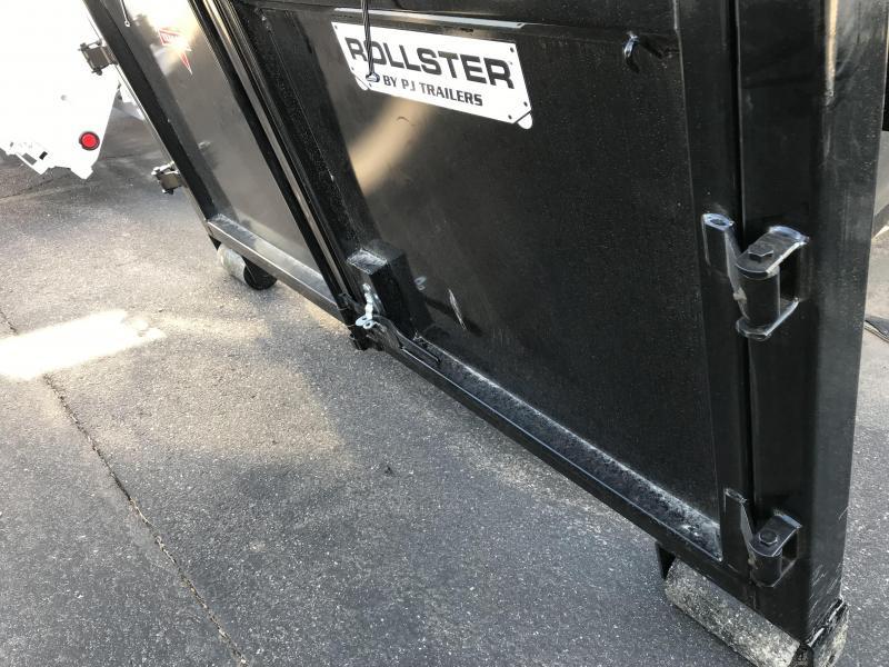 2020 PJ Trailers 83x14 ROLLSTER Dump Trailer