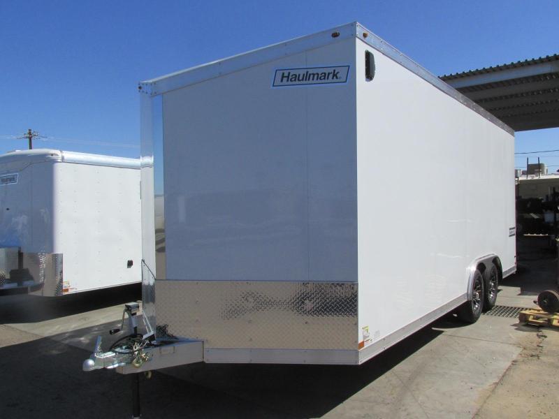 2018 Haulmark 8.5x20 Enclosed Cargo Trailer