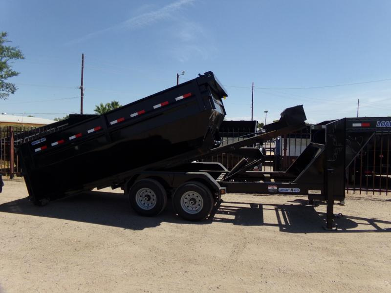 2019 Load Trail ROLL OFF DUMP TRAILER 14 FT Dump Trailer