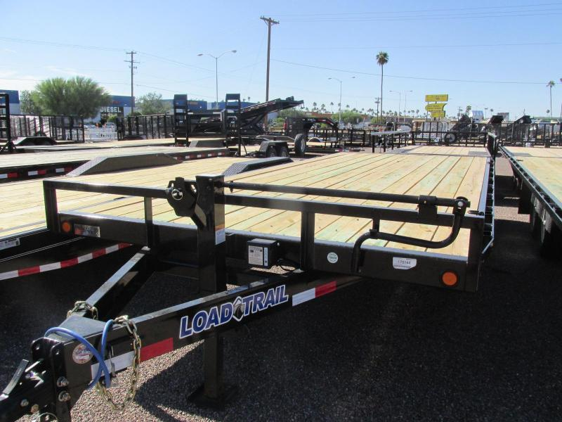 2019 Load Trail 102X20 DECK OVER Flatbed Trailer