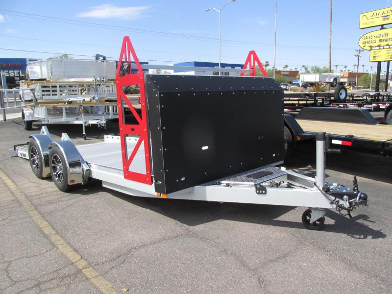 2018 Futura Trailers 79x19.5 Car / Racing Trailer