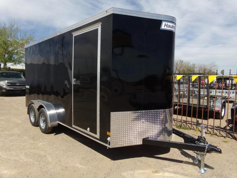 2019 Haulmark Transport ENCLOSED UTV PKG. XTRA HIGHT Enclosed Cargo Trailer