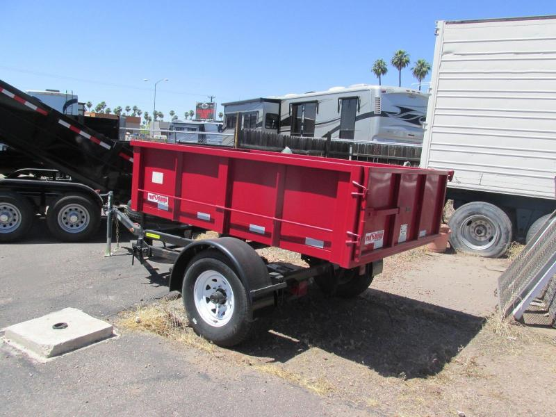 Trailers Flatbed Dump Utility And Cargo Trailers In