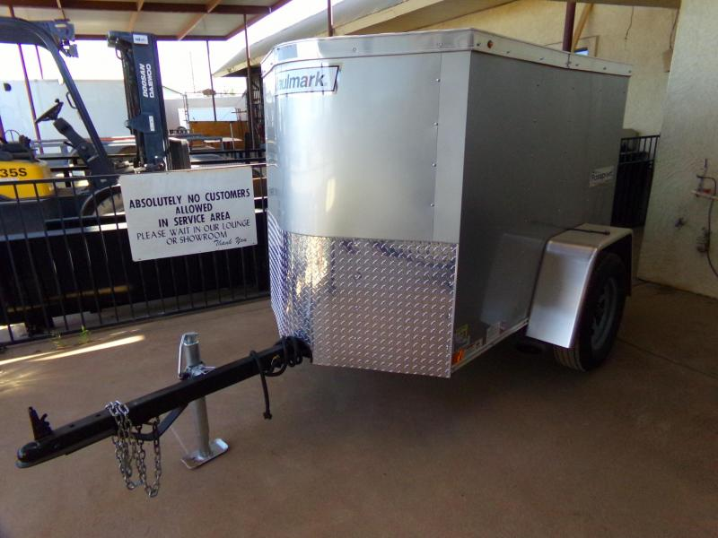 2018 4x6 Haulmark PASSPORT Enclosed Cargo Trailer