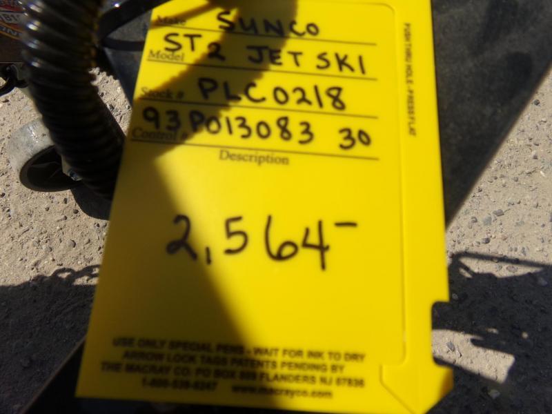 2019 Sun Country 2 PLC WATERCRAFT JET SKI TRAILER Watercraft Trailer