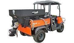 SaltDogg SHPE0750 Salt & Sand Spreader - FRESH NEW INVENTORY