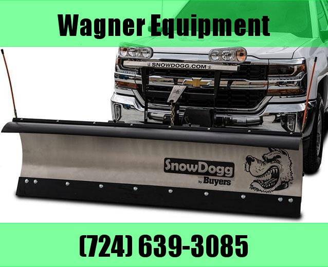 FREE INSTALLATION! SnowDogg MD80 Snow Plow in PA