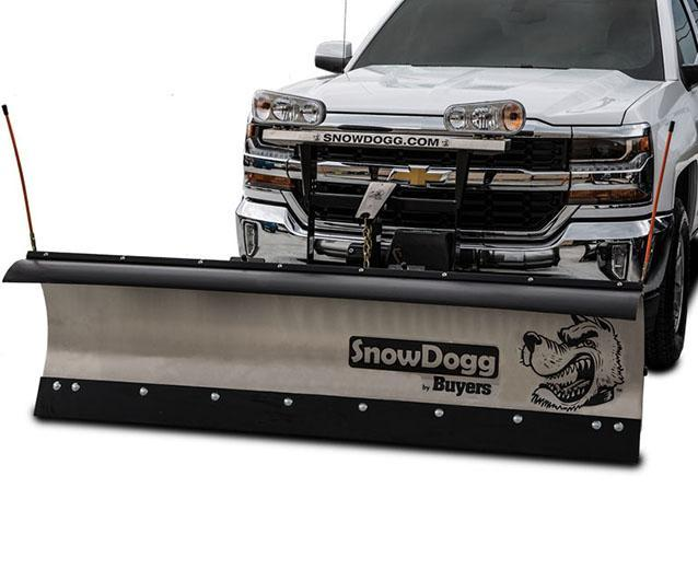 CALL FOR SALE PRICE! SnowDogg MD80 Snow Plow