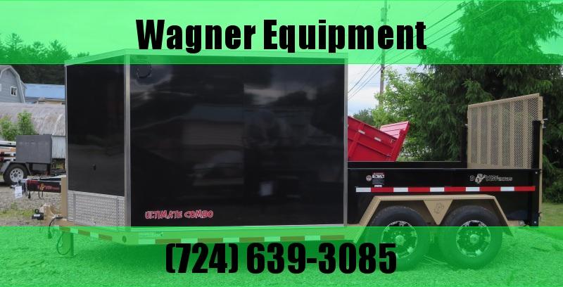 B-Wise DE719-15 Ultimate Combo Trailer in Ashburn, VA