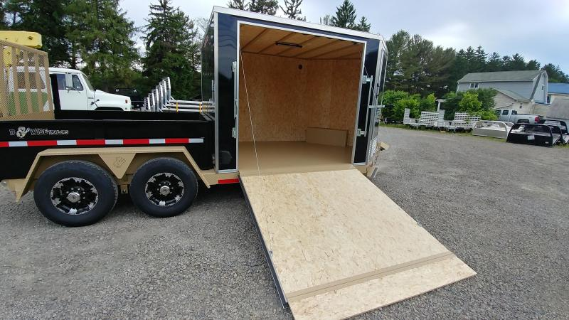 B-Wise DE719-15 Ultimate Combo Trailer