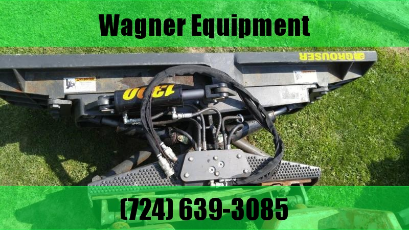 Grouser 1300 7 6 way dozer blade Attachment in Ashburn, VA