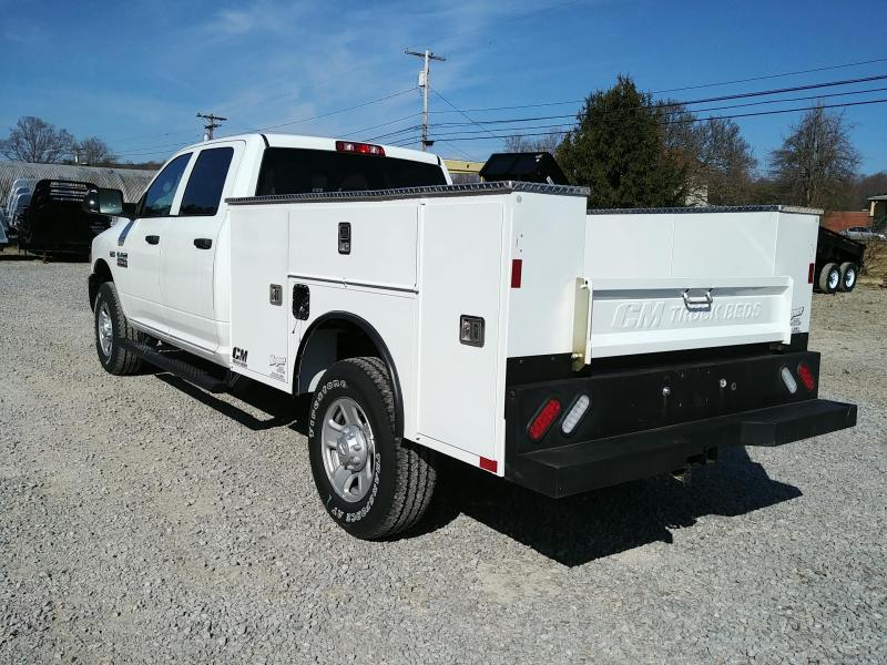 NEW 2018 Dodge 2500 HD Service Body Truck