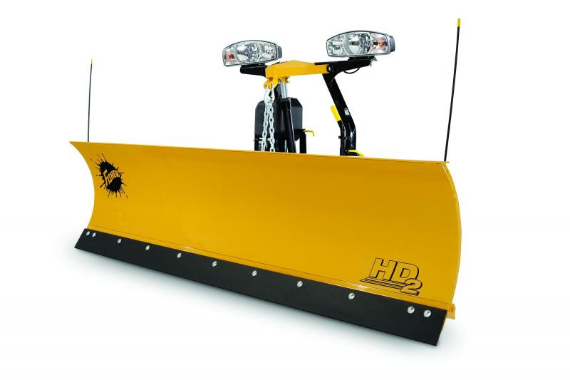 "Fisher 7'6"" HD2 MS Snow Plow"