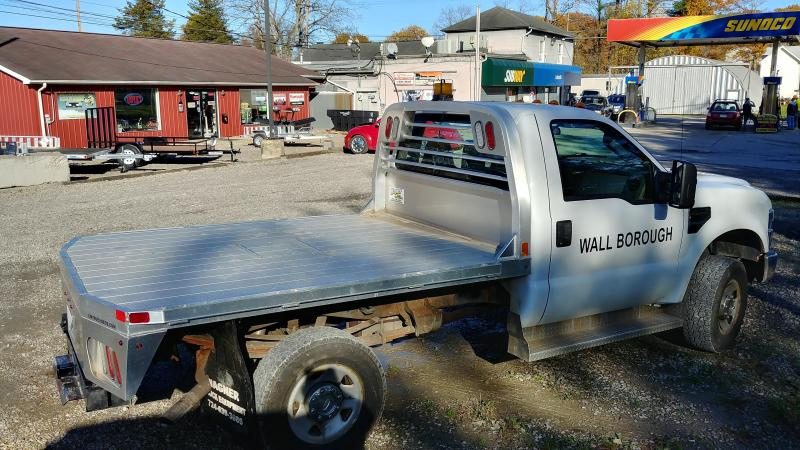 CM RD Aluminum Flatbed FORD SRW Short Bed Pickup Replacement