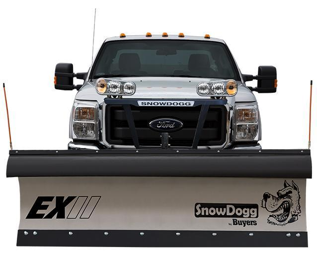 CALL FOR SALE PRICE! SnowDogg EX80 Gen II Snow Plow