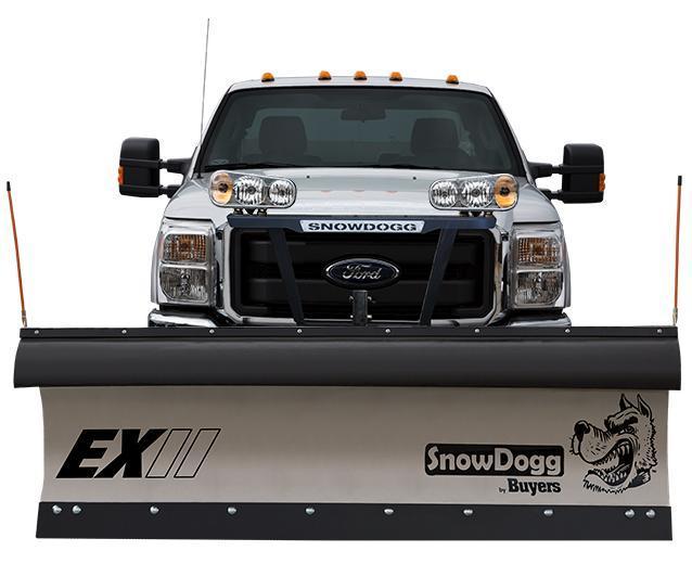 FREE INSTALLATION! SnowDogg EX80 Gen II Snow Plow