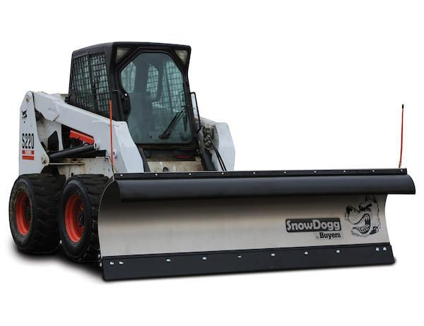 SnowDogg SKTE80 Snow Plow - CLEARANCE - LAST ONE IN STOCK!