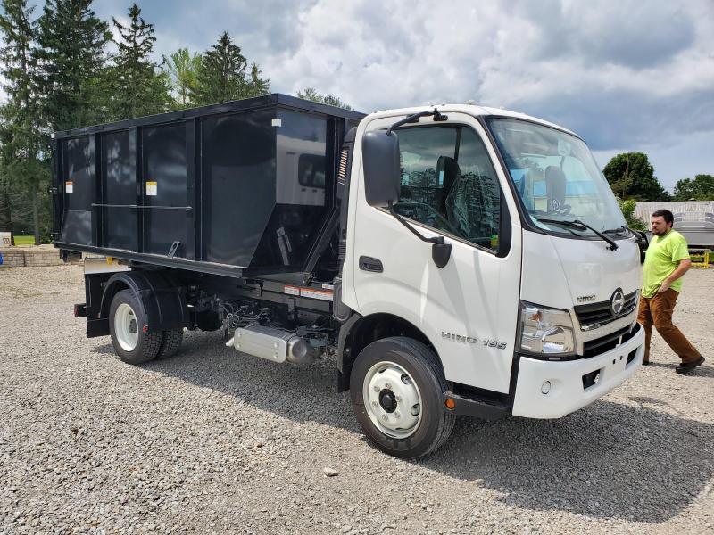 2020 Hino 195 Truck