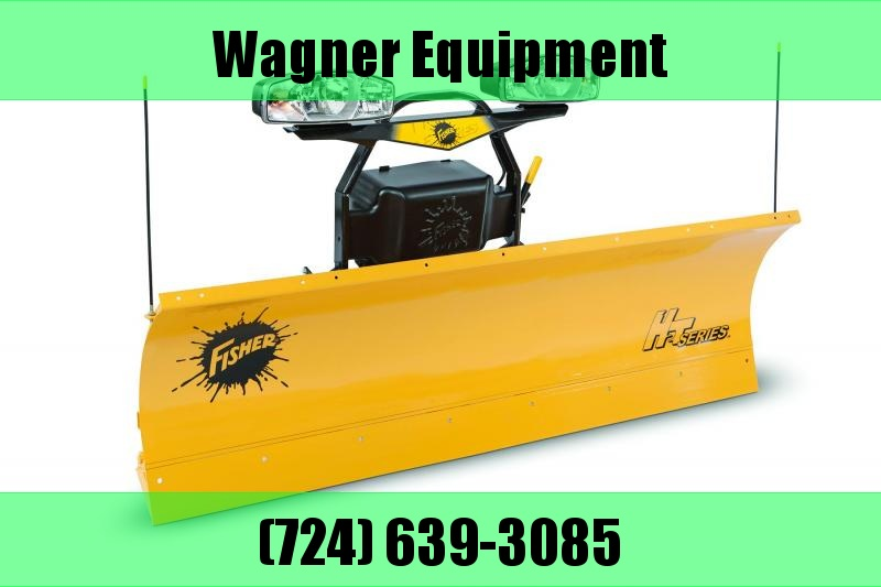 """Fisher 7'6"""" HT Snow Plow"""