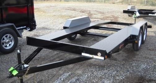 COD18-7 Open Deck Car Hauler 7K