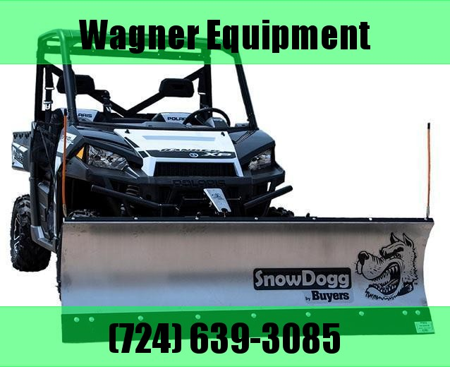 SnowDogg MUT60 Snow Plow in Ashburn, VA