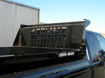 Bri-Mar 6' Steel Bed Dump Insert