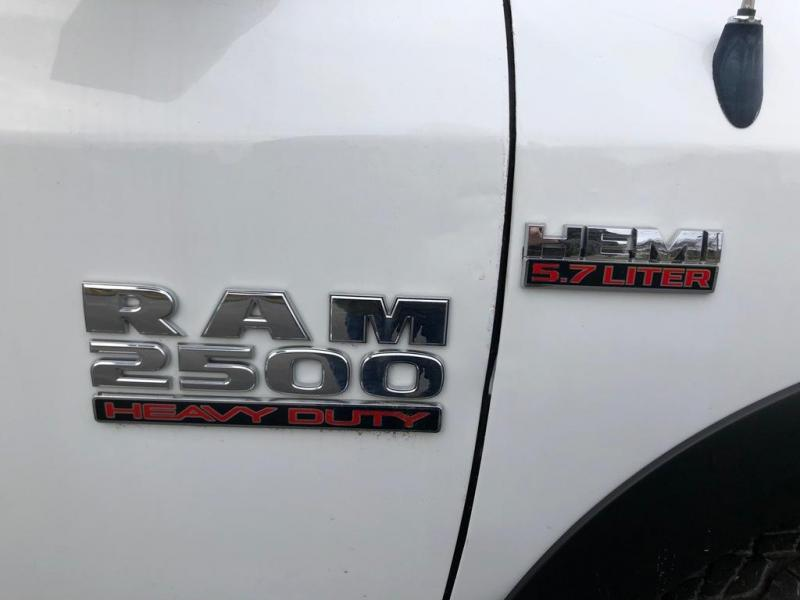 2013 RAM 2500 SLT HD w/NEW CMSB Service Body