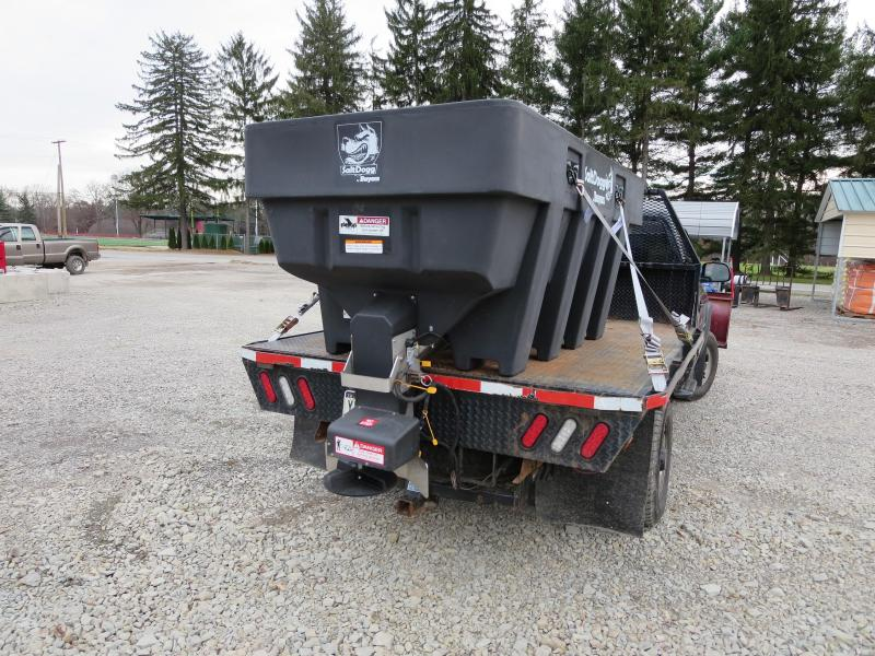 SaltDogg SHPE2000 Salt Spreader
