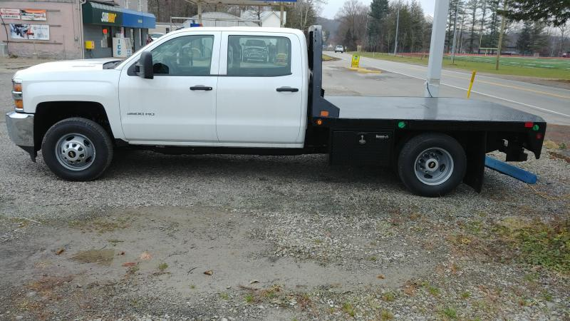 """CM RD Steel Flatbed Cab and Chassis 84"""" CA"""