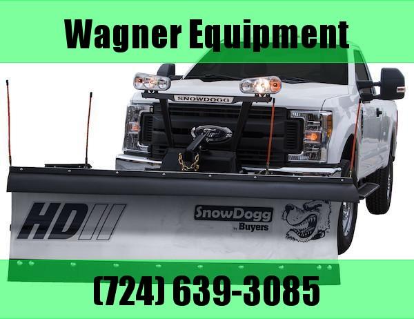 FREE INSTALLATION! SnowDogg HD80 GEN II Snow Plow in PA