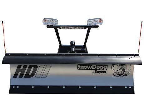 FREE INSTALLATION! SnowDogg HD80 GEN II Snow Plow