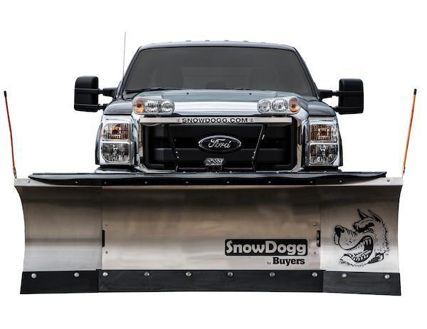 FREE INSTALLATION! SnowDogg XP810 Snow Plow