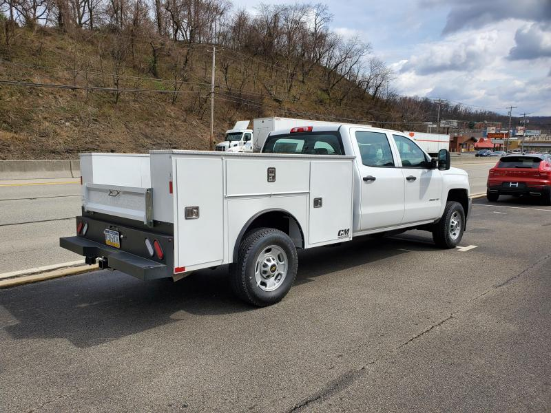 2019 Chevrolet 2500HD WT Crew Cab Truck