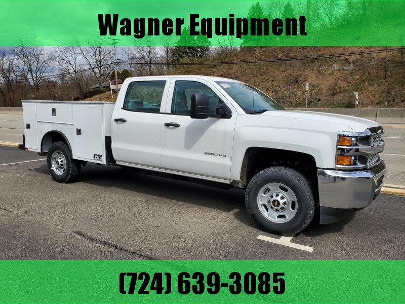 2019 Chevrolet 2500HD WT Crew Cab Truck in Ashburn, VA