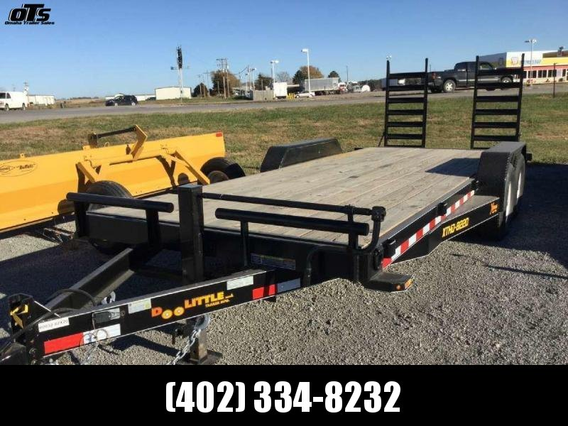 2016 Doolittle 82 X 20 Car Hauler in Ashburn, VA