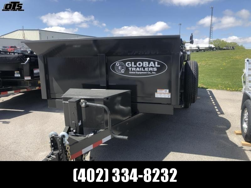 2019 8114 Global Dump Trailer in Ashburn, VA