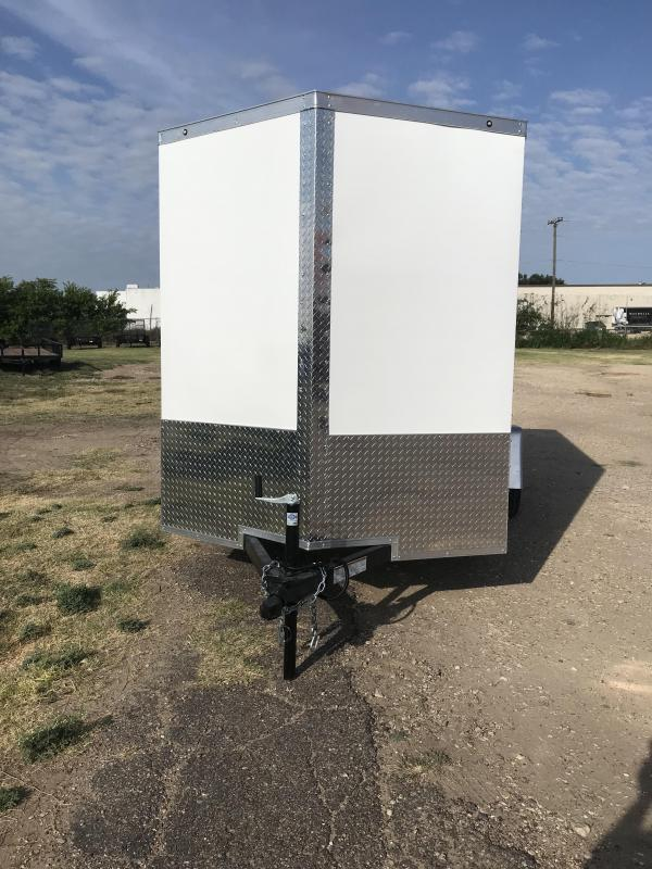 Salvation Trailers Cargo Enclosed Trailers For Sale Cargo