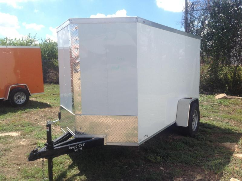 2018 Salvation Trailers 5x10 Enclosed Cargo Trailer in TX