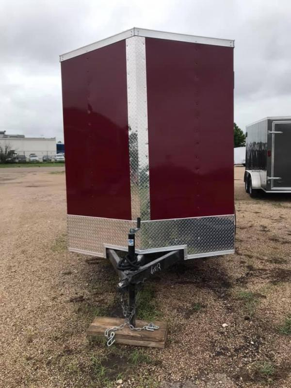 2019 Salvation 6x12 Enclosed Cargo Trailer in Ashburn, VA