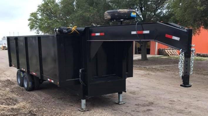 2019 Salvation 8x20 Dump Trailer in Ashburn, VA