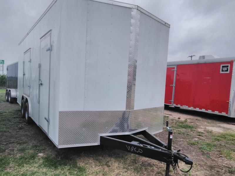 2018 Salvation Trailers 8x20TA Cargo Trailer Enclosed Cargo Trailer in Ashburn, VA