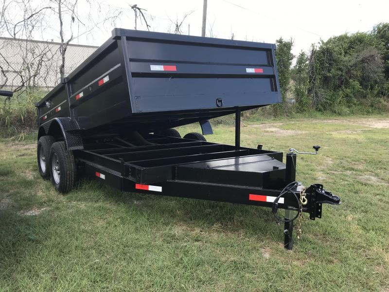 2019 Salvation 7x14 Dump Trailer in Ashburn, VA