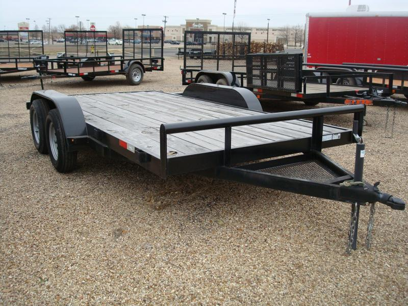 2018 Salvation Trailers CAR 83X14 Flatbed Trailer in Ashburn, VA