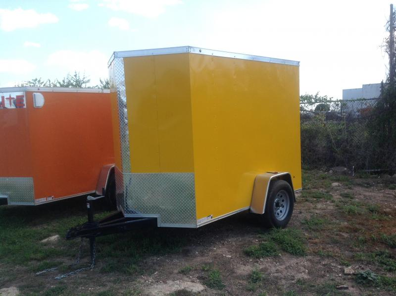 2019 Salvation Trailers 5X8 Enclosed Cargo Trailer