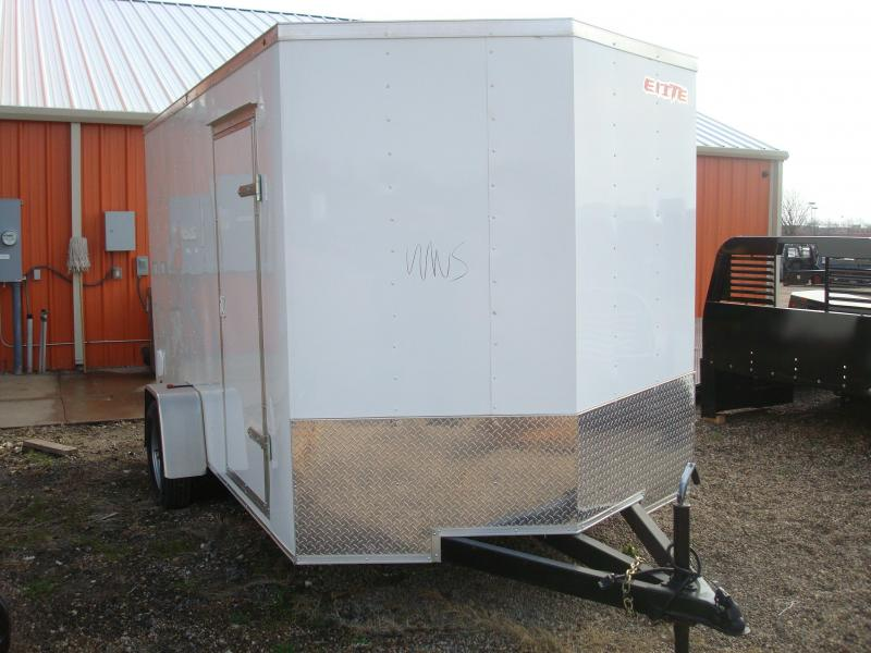 2018 Salvation Trailers 7X12 Enclosed Cargo Trailer in Ashburn, VA