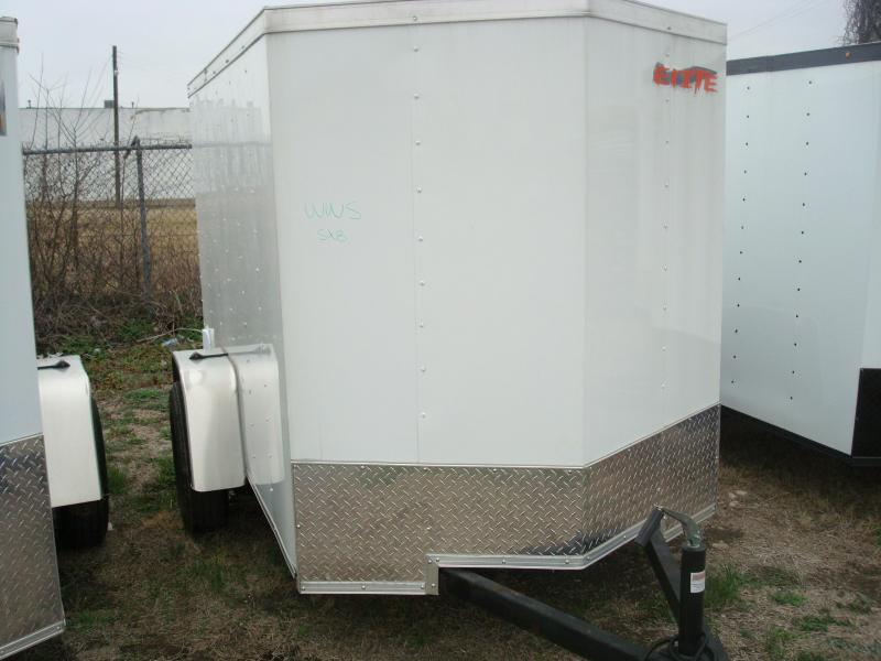 2018 Salvation Trailers 5x8 Cargo / Enclosed Trailer in Ashburn, VA