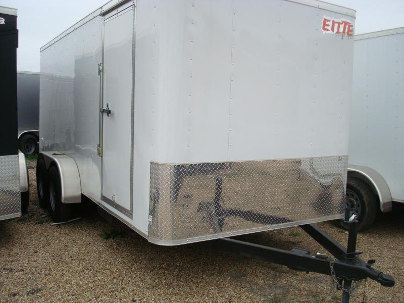 2018 Salvation Trailers 7x16 Enclosed Cargo Trailer