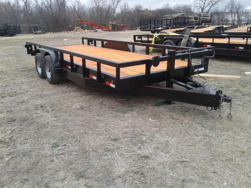 2018 Salvation Trailers 83x20 Utility Trailer in Ashburn, VA