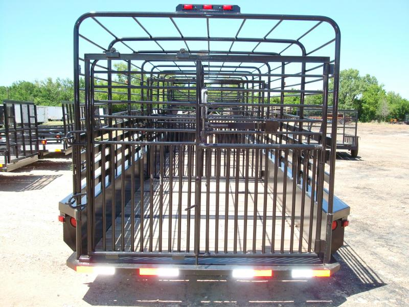 2018 Salvation Trailers 32' Livestock Trailer in Ashburn, VA